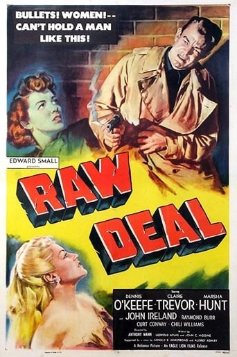 Poster of Raw Deal