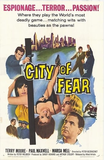 Poster of City of Fear