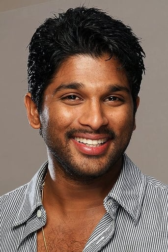 Image of Allu Arjun
