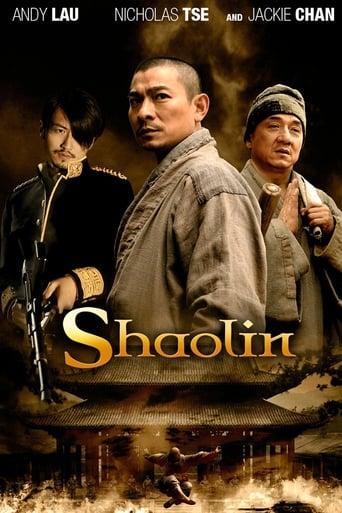Poster of Shaolin