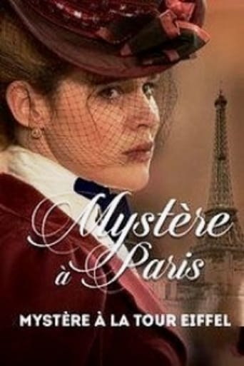 Poster of The Eiffel Tower Mystery