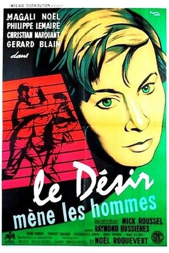 Poster of Le désir mène les hommes