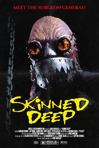 Poster of Skinned Deep