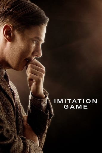 Poster of Imitation Game