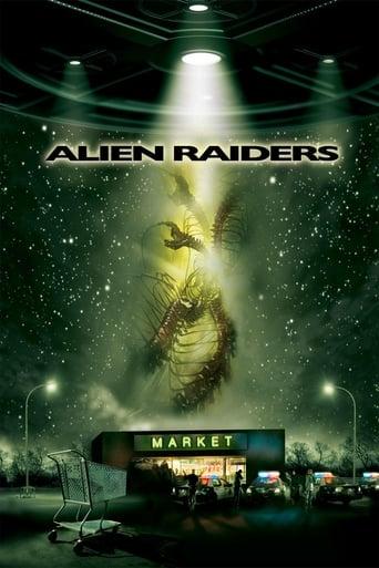 Poster of Alien Raiders