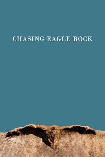 Poster of Chasing Eagle Rock