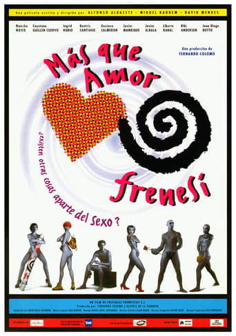 Poster of Not Love, Just Frenzy