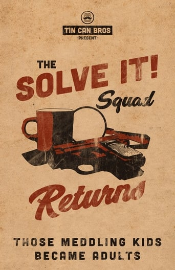 Poster of The Solve It Squad Returns!