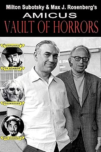 Poster of Amicus Vault of Horrors