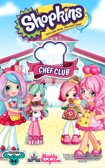 Poster of Shopkins Chef Club