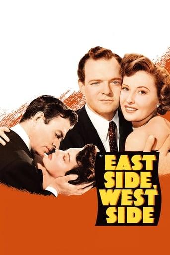 Poster of East Side, West Side