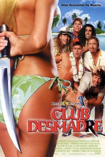 Poster of Club desmadre
