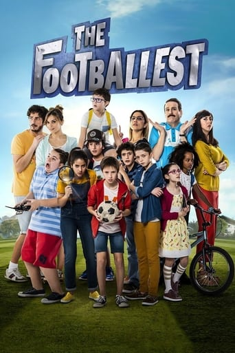 Poster of The Footballest