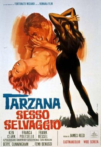 Poster of Tarzana, the Wild Woman