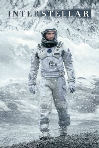 Poster of Interstellar