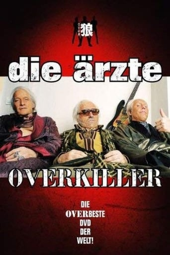 Poster of Die Ärzte: Overkiller