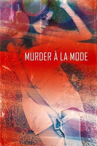 Poster of Murder à la Mod