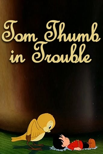 Poster of Tom Thumb in Trouble