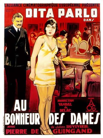 Poster of Au bonheur des dames