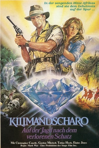 Poster of The Mines of Kilimanjaro