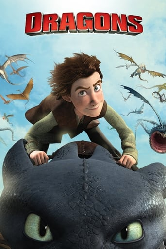 Poster of DreamWorks Dragons
