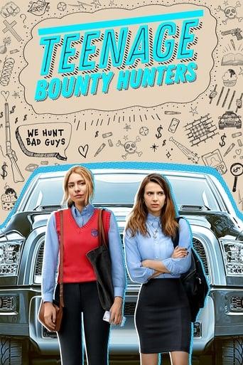 Poster of Teenage Bounty Hunters