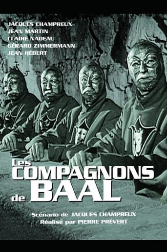Poster of Les Compagnons de Baal