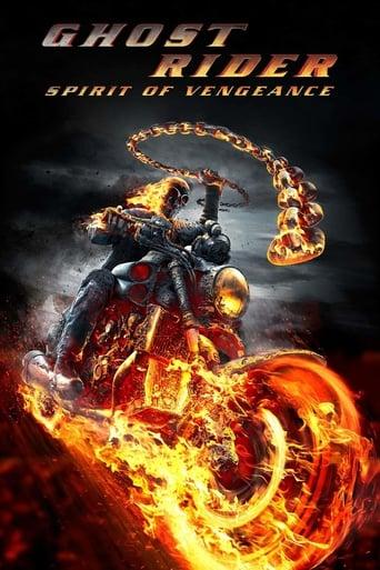 Poster of Ghost Rider: Spirit of Vengeance
