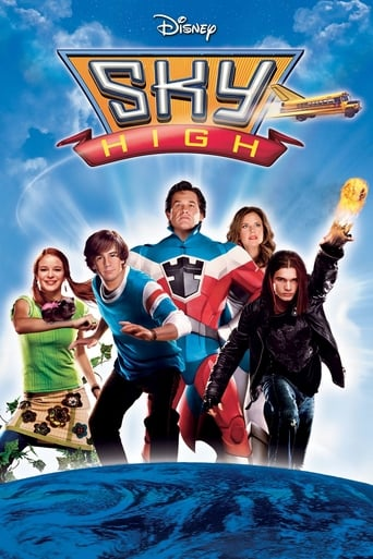 Poster of Sky High