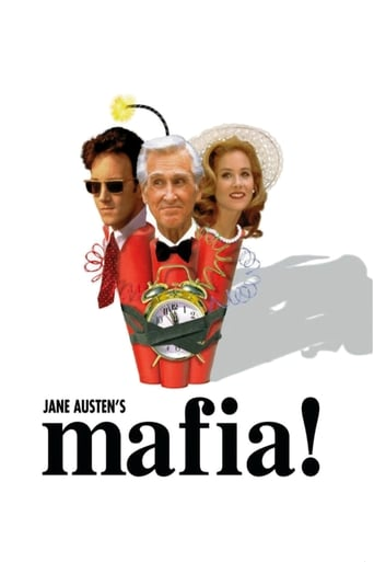 Poster of Jane Austen's Mafia!