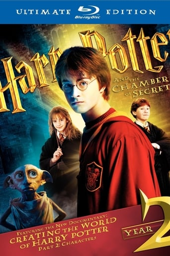 Creating the World of Harry Potter, Part 2: Characters poster