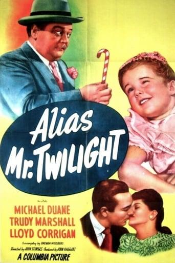 Poster of Alias Mr. Twilight