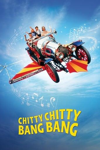 Poster of Chitty Chitty Bang Bang
