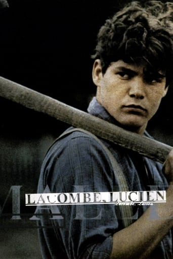 Poster of Lacombe, Lucien