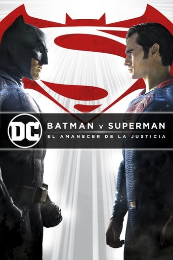 Poster of Batman v. Superman: El amanecer de la justicia