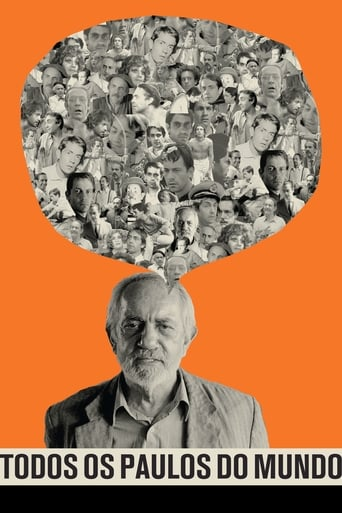 Poster of All Paulos in the World - Paulo José