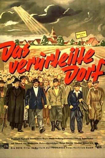 Poster of Das verurteilte Dorf