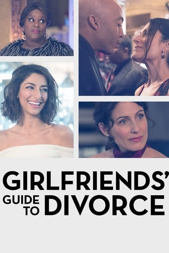 Poster of Girlfriends' Guide to Divorce