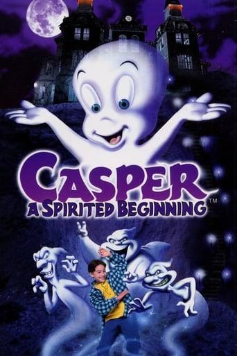 Poster of Casper: A Spirited Beginning