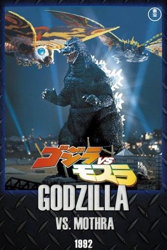 Poster of Godzilla vs. Mothra