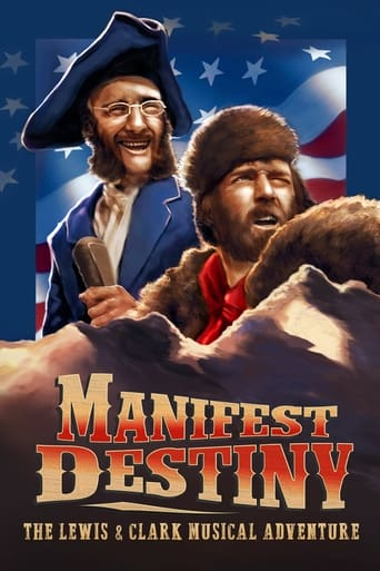 Poster of Manifest Destiny: The Lewis & Clark Musical Adventure