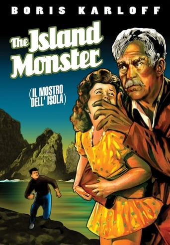 Poster of The Island Monster