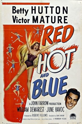 Red, Hot and Blue