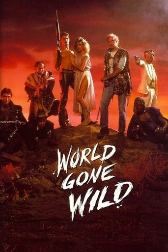 Poster of World Gone Wild