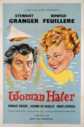 Poster of Woman Hater