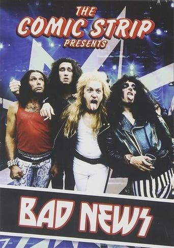 Bad News Tour poster