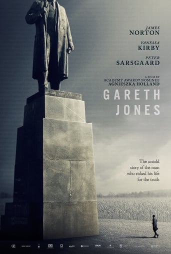 Gareth Jones poster
