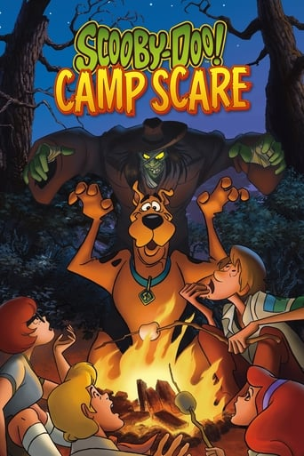 Poster of Scooby-Doo! Camp Scare