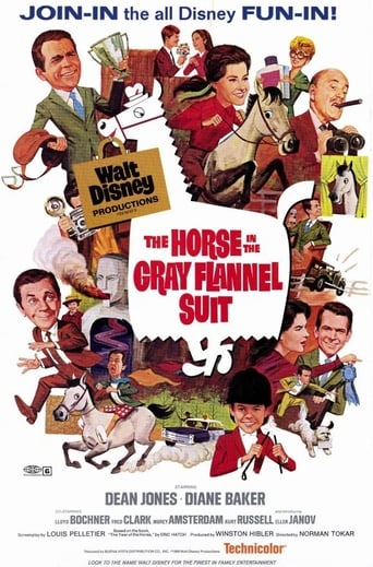 How old was Kurt Russell in The Horse In The Grey Flannel Suit