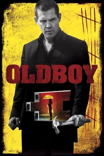 Poster of Oldboy